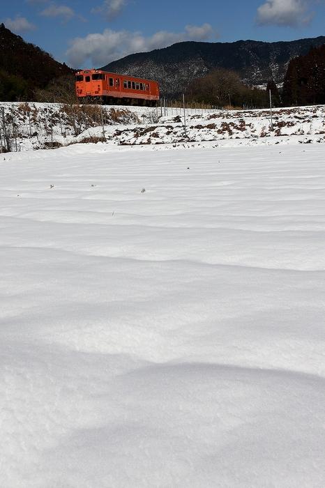 2019年 雪景色の播但線⑤_f0233120_214834100.jpg