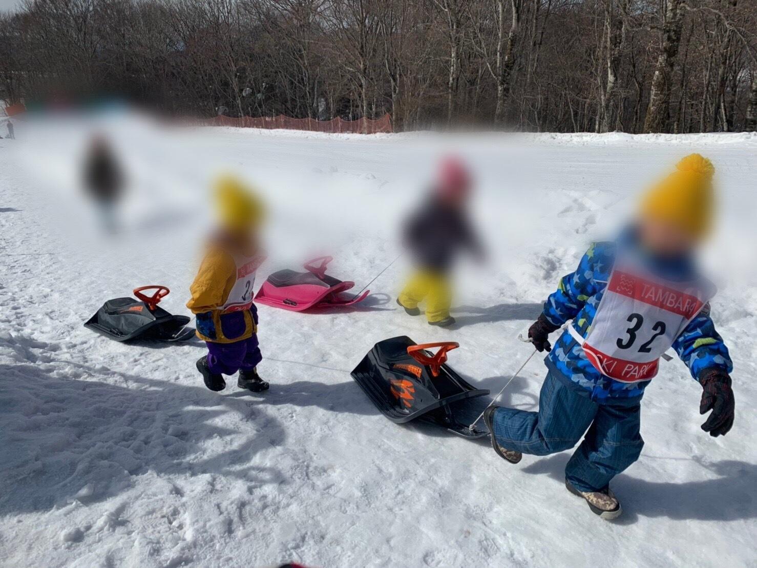 ❄️楽しい雪遊び❄️_e0341328_17233994.jpeg