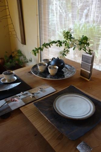 早春のテーブル_a0197730_14452277.jpg
