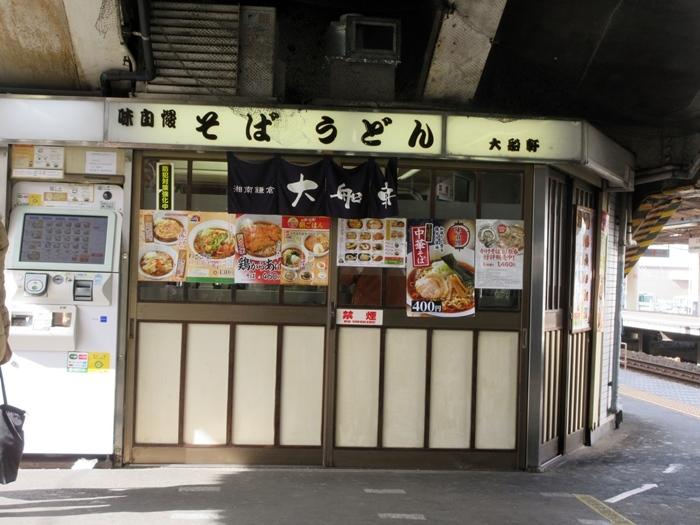 【湘南ライナー1号】スーツ青年が下りたココが藤沢駅ライナーホームです_b0009849_14463141.jpg
