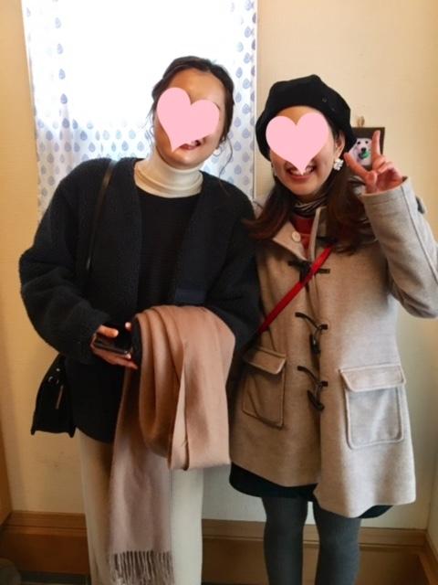 thank you 束の間の女の子ママ気分♪_a0165160_16040162.jpg