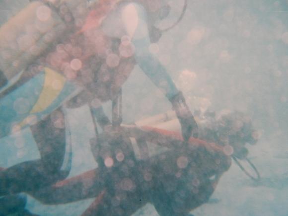 '19,2,7(木)ダイビングが怖かった「昔は若かったシリーズ⑥」_f0060461_10444188.jpg