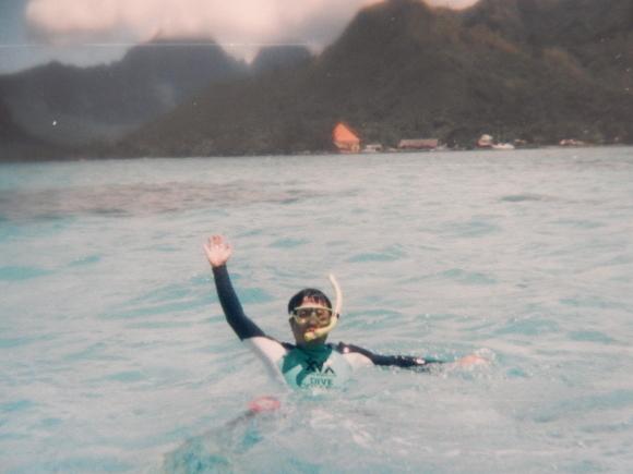 '19,2,7(木)ダイビングが怖かった「昔は若かったシリーズ⑥」_f0060461_10495943.jpg