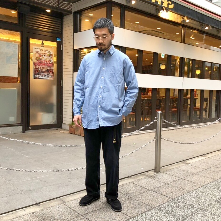 19SS 別注INDIVIDUALIZED SHIRTS_b0121563_09154326.jpeg