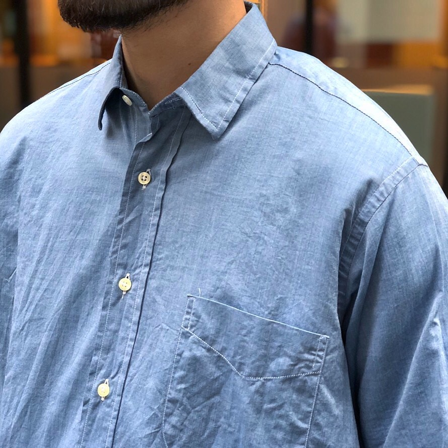 19SS 別注INDIVIDUALIZED SHIRTS_b0121563_09160406.jpeg