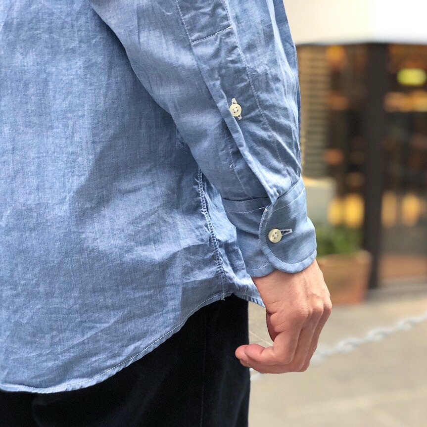 19SS 別注INDIVIDUALIZED SHIRTS_b0121563_09162693.jpeg