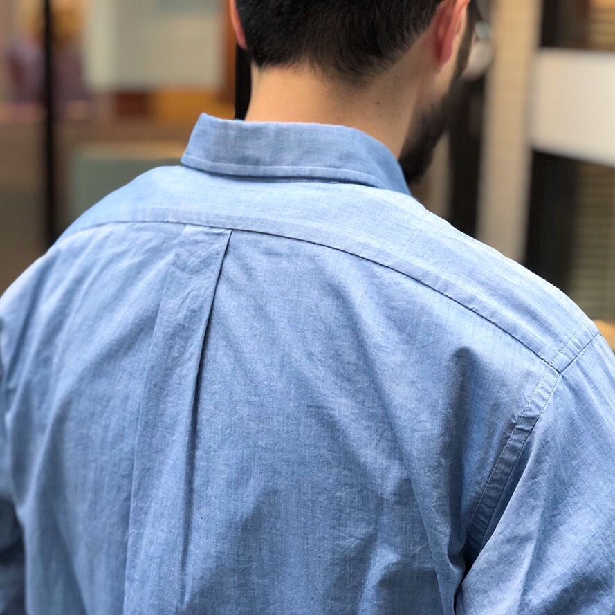 19SS 別注INDIVIDUALIZED SHIRTS_b0121563_09163201.jpeg