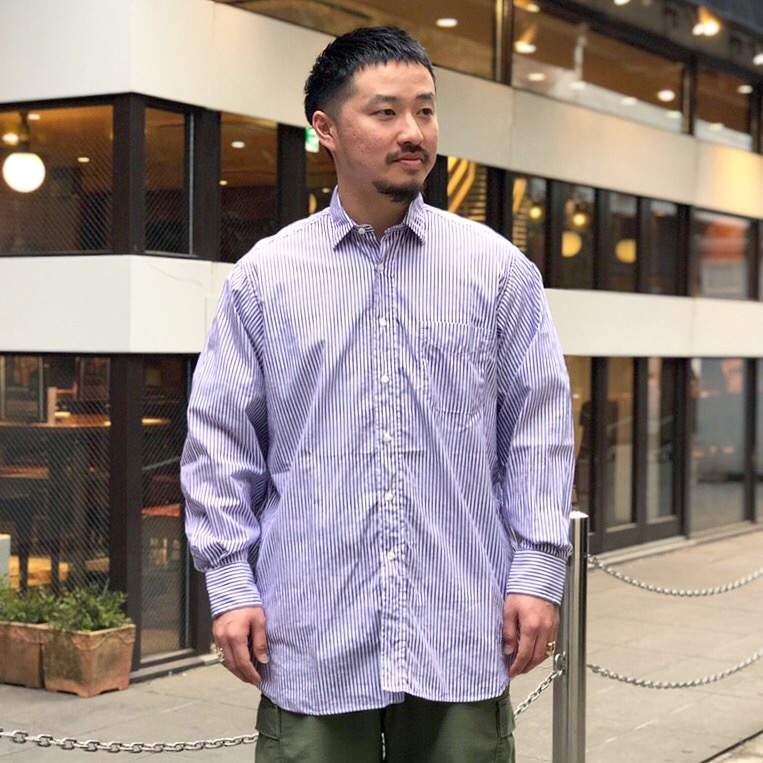 19SS 別注INDIVIDUALIZED SHIRTS_b0121563_09164337.jpeg