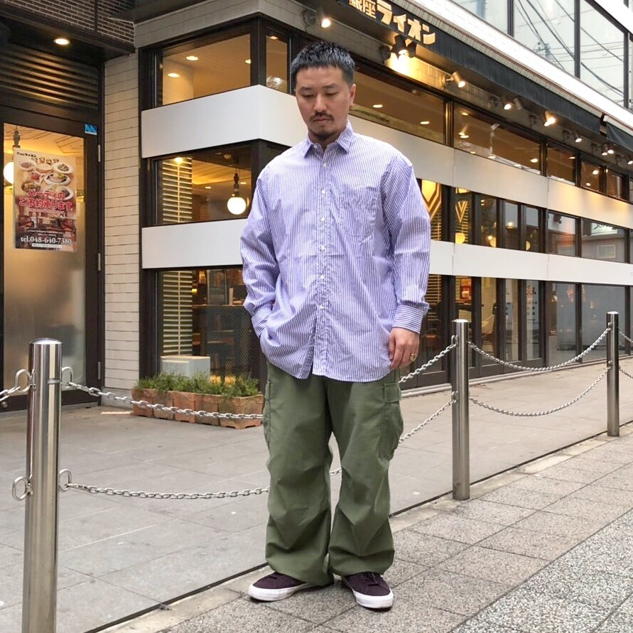 19SS 別注INDIVIDUALIZED SHIRTS_b0121563_09164976.jpeg
