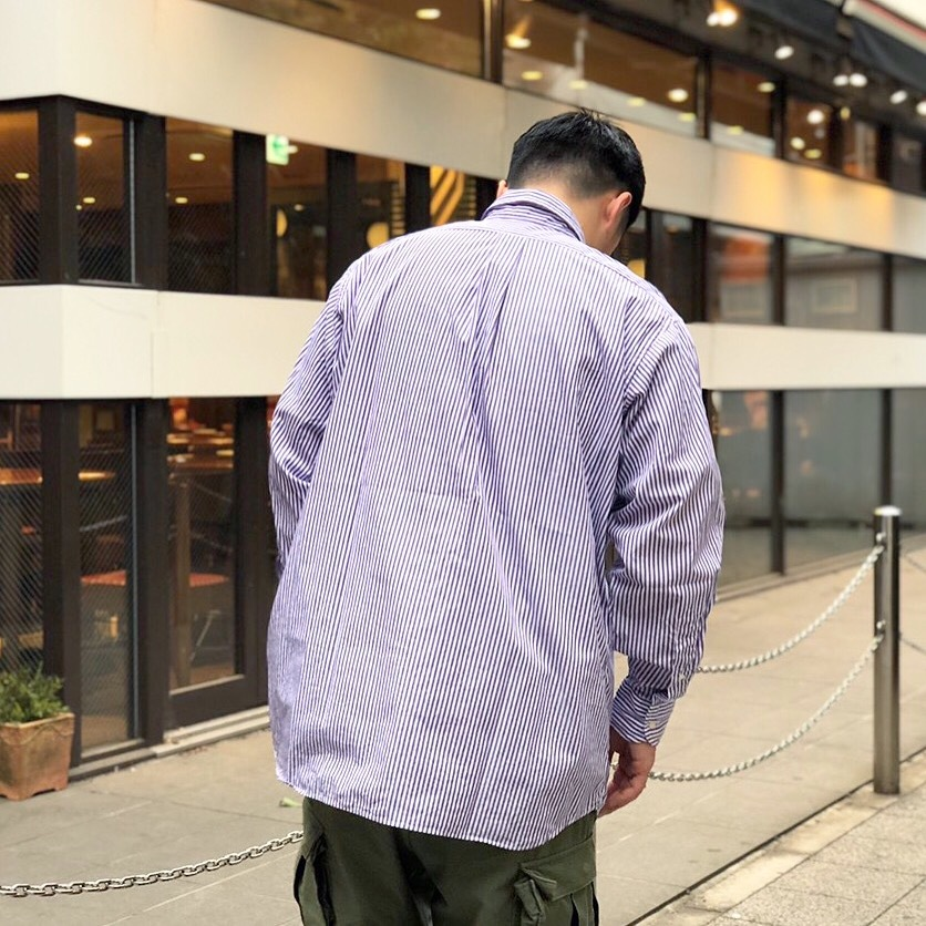 19SS 別注INDIVIDUALIZED SHIRTS_b0121563_09165645.jpeg