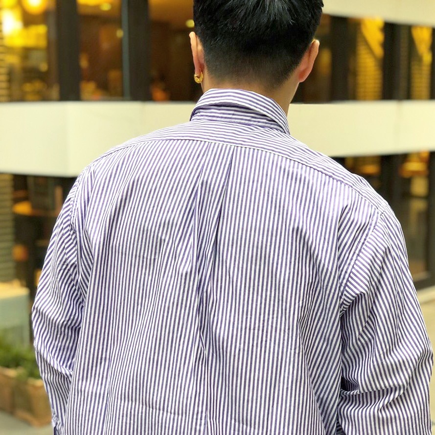 19SS 別注INDIVIDUALIZED SHIRTS_b0121563_09171829.jpeg