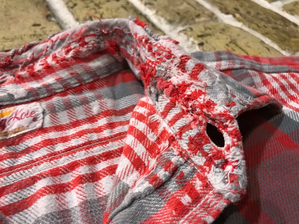 マグネッツ神戸店 デザイン、素材、作りを楽しめるシャツ!_c0078587_15014672.jpg