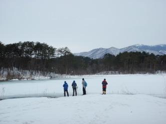 雪の五色沼探勝路で「スペシャル」探し_a0096989_21225773.jpg