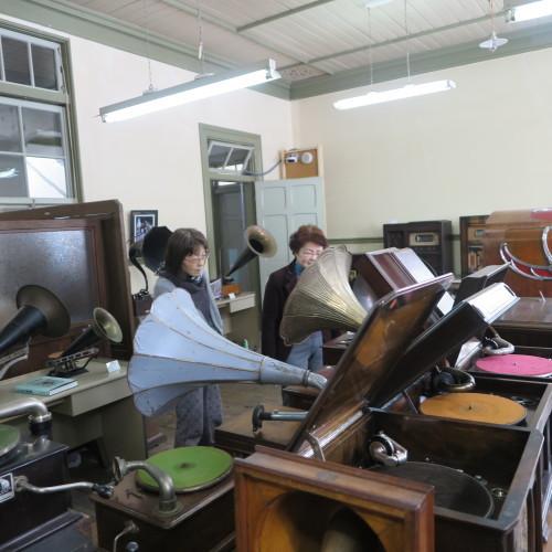 Antiques 文明機器コレクター菅原和雄様宅を訪問_c0075701_17283458.jpg