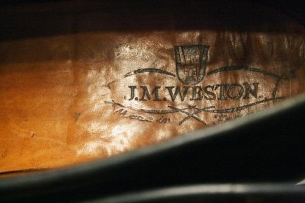 散髪初め 入荷 J.M.WESTON/JMウエストン シューズ_f0180307_22080791.jpg