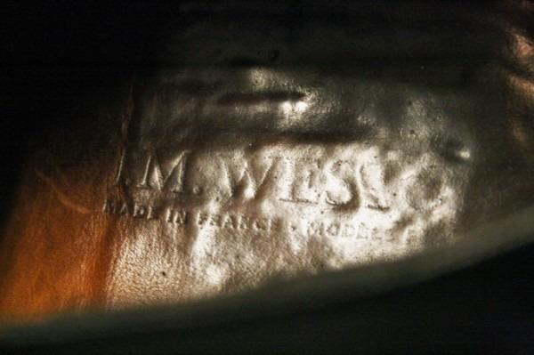 散髪初め 入荷 J.M.WESTON/JMウエストン シューズ_f0180307_22191034.jpg