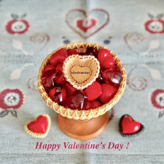 Valentine\'s Day と Salon du Chocolat_f0197215_15021937.jpeg