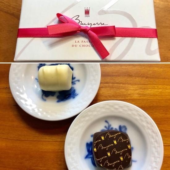Valentine\'s Day と Salon du Chocolat_f0197215_15022778.jpg