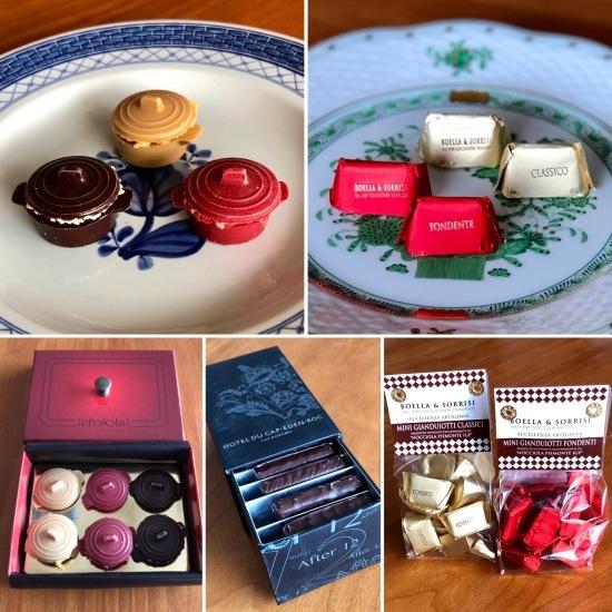 Valentine\'s Day と Salon du Chocolat_f0197215_15023401.jpg
