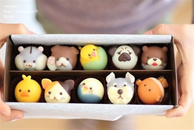 名古屋タカシマヤ、バレンタインのチョコレート_e0214646_22072800.jpg