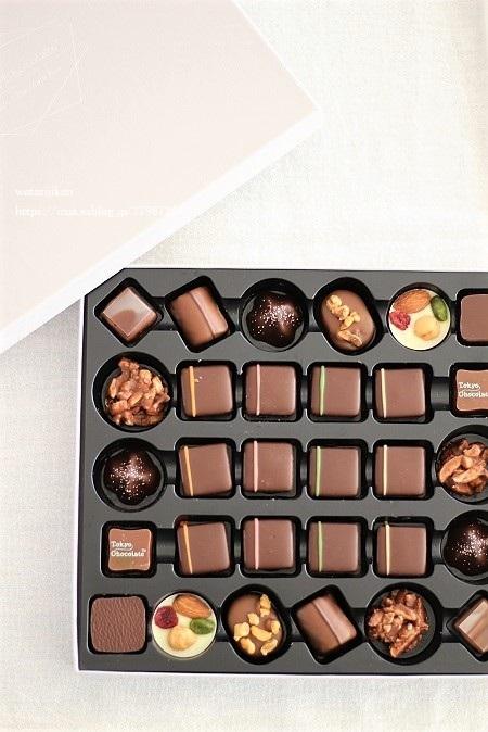 名古屋タカシマヤ、バレンタインのチョコレート_e0214646_22101332.jpg