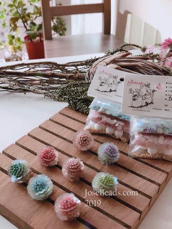 Crochet flower ball_e0232055_14530055.jpg