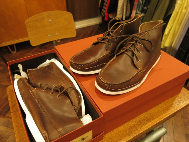 """Wakouwa Footwear by Quoddy\""ってこんなこと。_c0140560_16205666.jpg"