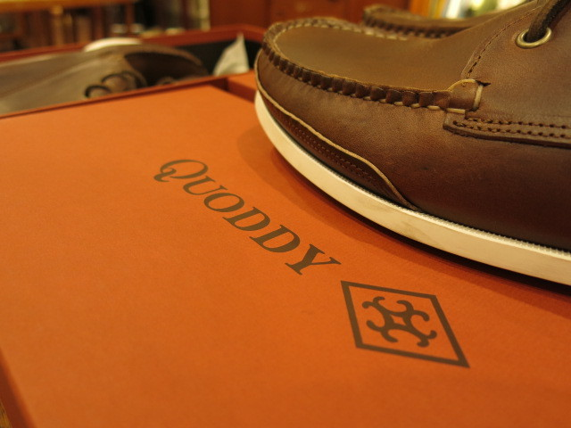 """Wakouwa Footwear by Quoddy\""ってこんなこと。_c0140560_16210321.jpg"
