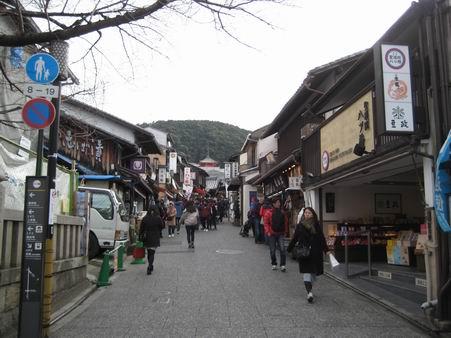 日本滞在 4 - 清水から三十三軒堂へそして大阪 -_a0280569_124227.jpg