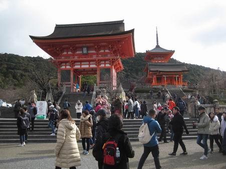 日本滞在 4 - 清水から三十三軒堂へそして大阪 -_a0280569_131615.jpg