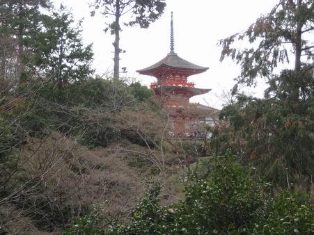 日本滞在 4 - 清水から三十三軒堂へそして大阪 -_a0280569_145494.jpg
