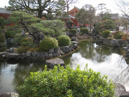 日本滞在 4 - 清水から三十三軒堂へそして大阪 -_a0280569_16252.jpg