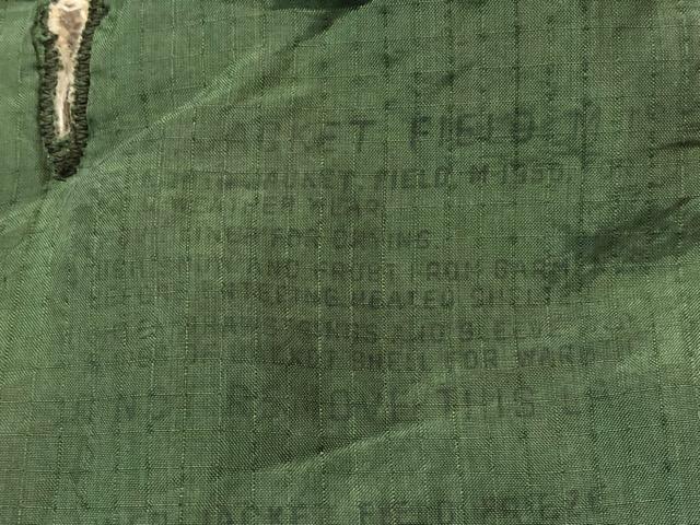 """2月9日(土)大阪店ラボ入荷!!#6 Military編!!M-65\""""1st\""""&LinerJkt!!(大阪アメ村店)_c0078587_1944153.jpg"""