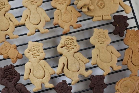 ミニオン・ボブとティムのクッキー_e0234741_21350002.jpg
