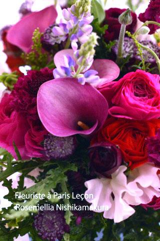 パリのお花屋さんレッスン_d0078355_14575031.jpg