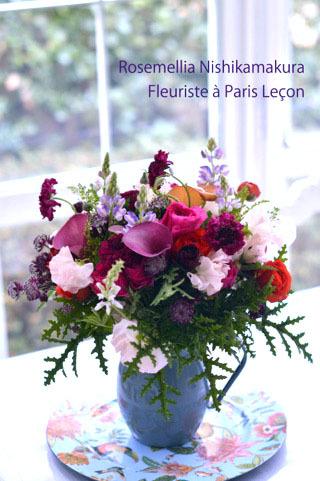 パリのお花屋さんレッスン_d0078355_14582637.jpg