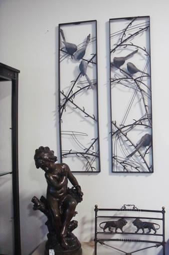モダンウォールアートのアイアン壁掛けパネルごご紹介~❤_f0029571_11282979.jpg