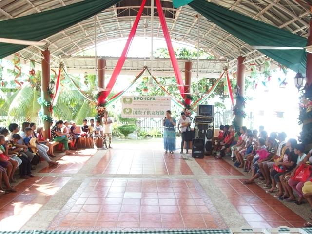 2018年フィリピン マリンドォケ島3地域 友好支援配布イベントのご報告_e0135675_13075638.jpg
