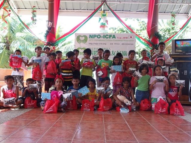 2018年フィリピン マリンドォケ島3地域 友好支援配布イベントのご報告_e0135675_13105172.jpg