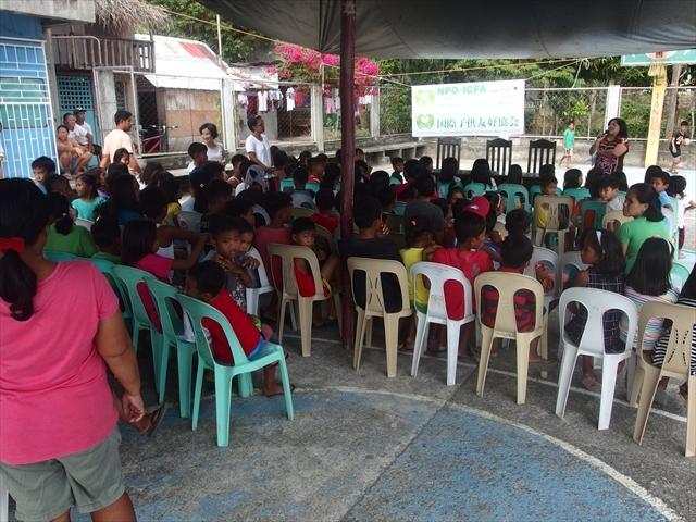 2018年フィリピン マリンドォケ島3地域 友好支援配布イベントのご報告_e0135675_13141825.jpg