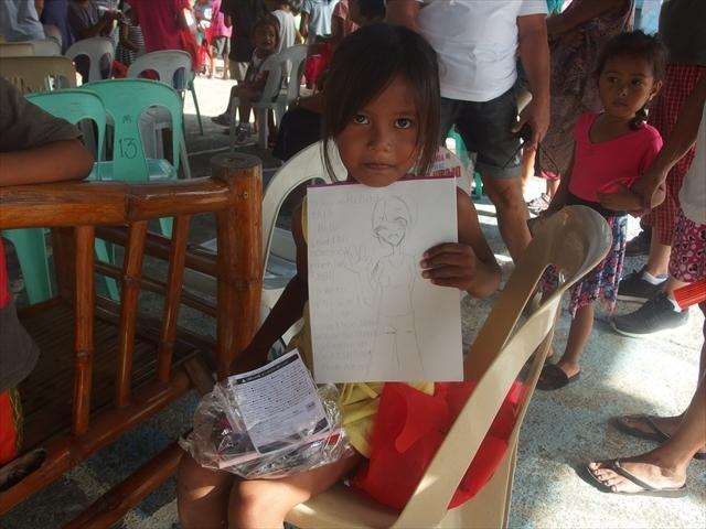 2018年フィリピン マリンドォケ島3地域 友好支援配布イベントのご報告_e0135675_13202067.jpg