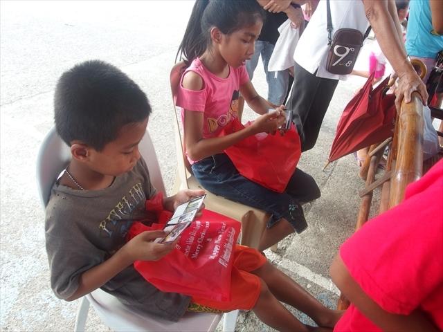 2018年フィリピン マリンドォケ島3地域 友好支援配布イベントのご報告_e0135675_13202127.jpg