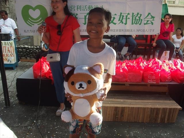 2018年フィリピン マリンドォケ島3地域 友好支援配布イベントのご報告_e0135675_13270404.jpg