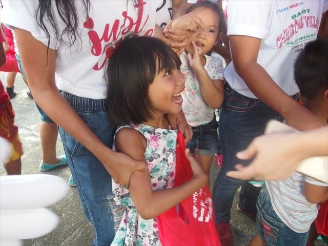 2018年フィリピン マリンドォケ島3地域 友好支援配布イベントのご報告_e0135675_13270415.jpg