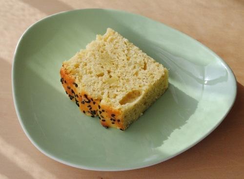 さつまいもケーキ sweet potatoe cake_b0188878_20441639.jpg
