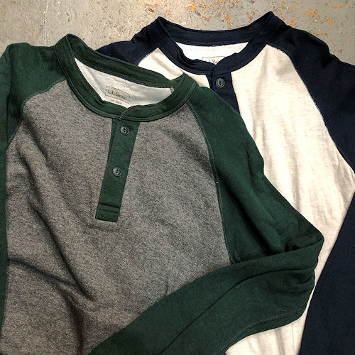 ◇ 休みのお知らせ & L.L.Bean Two-LAYER Shirts ◇_c0059778_13123930.jpg