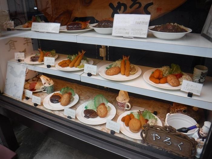 ◆やろく ~昔ながらの住吉の洋食屋さん~_f0238779_21033767.jpg