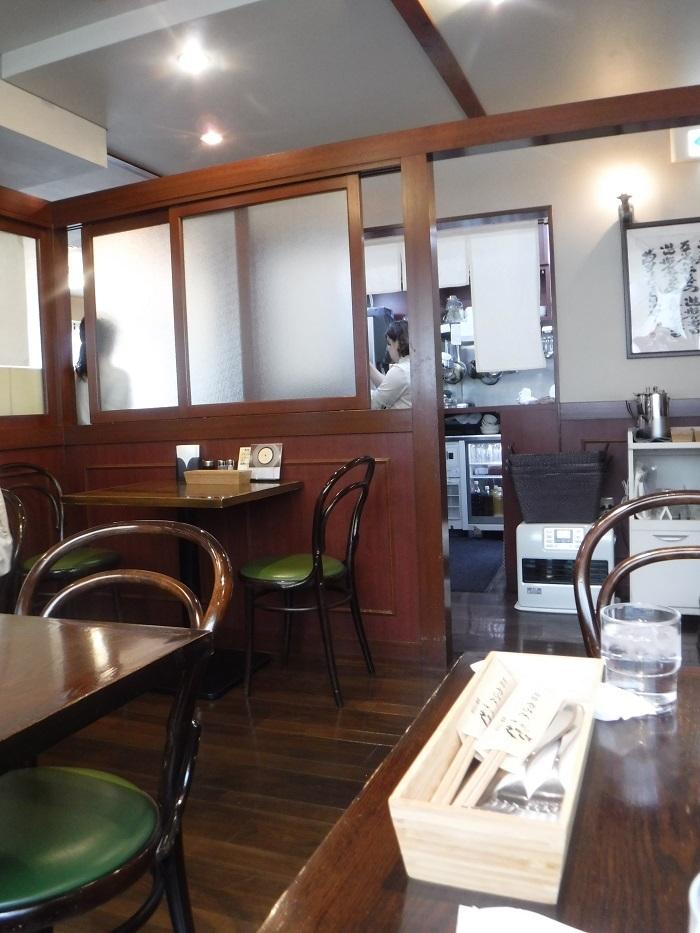 ◆やろく ~昔ながらの住吉の洋食屋さん~_f0238779_21041872.jpg