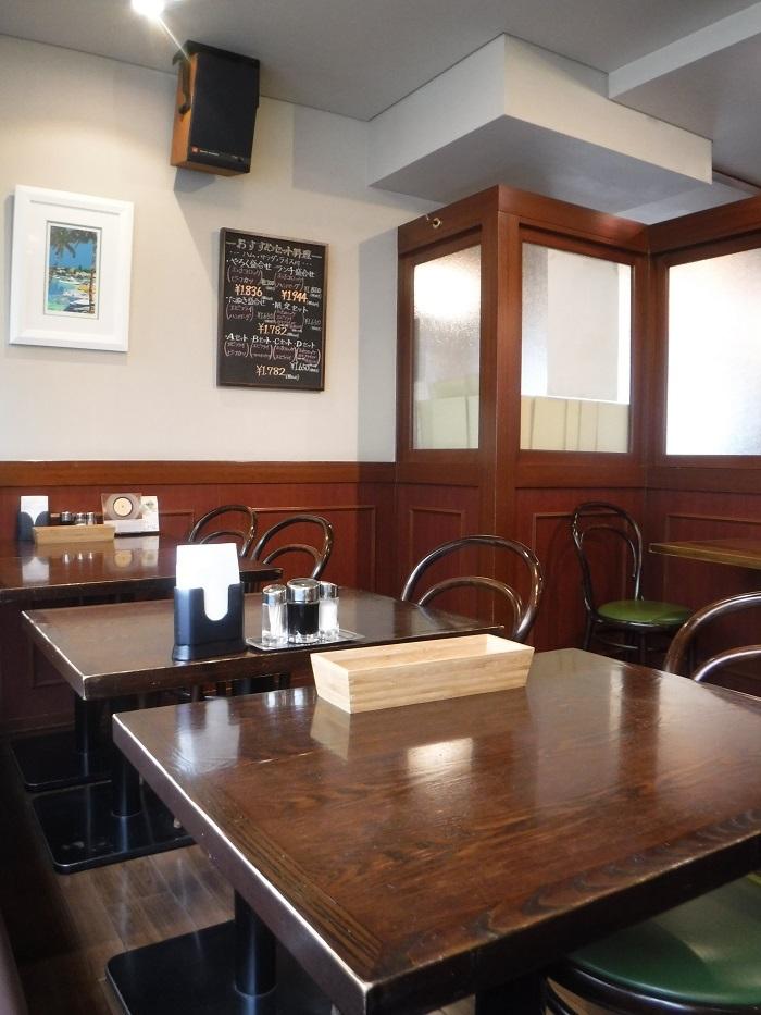◆やろく ~昔ながらの住吉の洋食屋さん~_f0238779_21042691.jpg