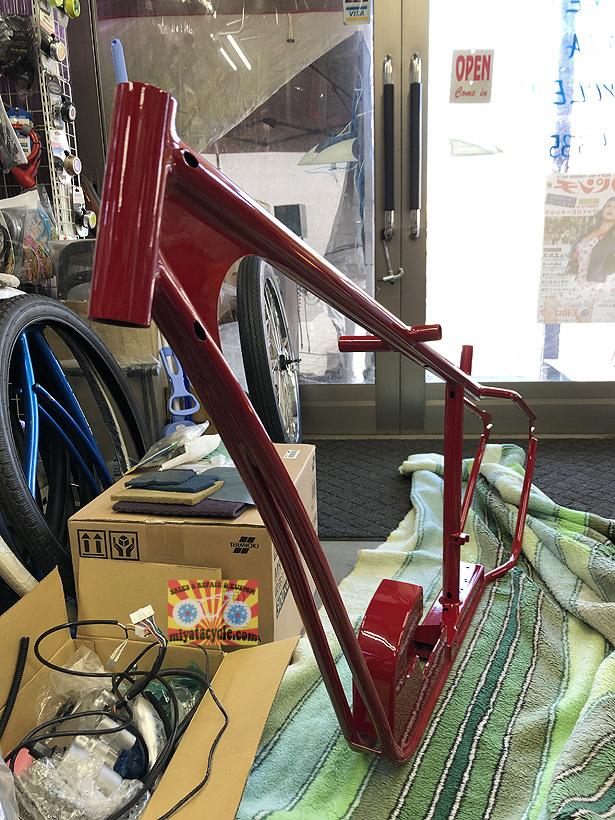 みやたサイクルオリジナル ebike Chopper 作っちゃいました。_e0126901_08095355.jpg